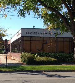 monticello mn public library, CMS