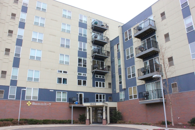 hopkins condominium exterior