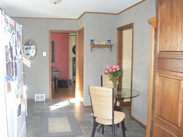 richfield rental home dining