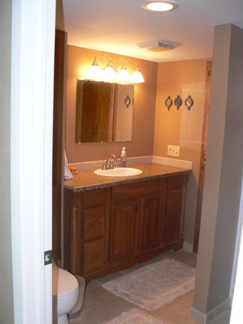 richfield rental home bathroom