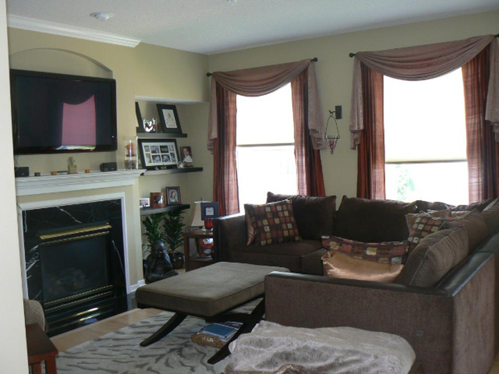 eden prairie rental property living room