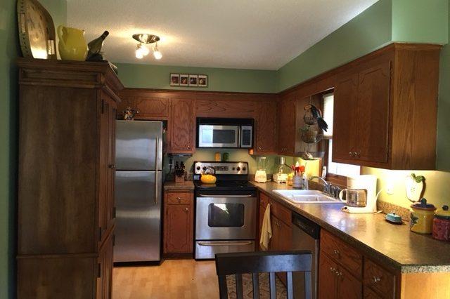 minneapolis duplex kitchen