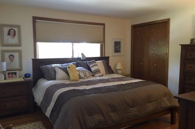 minneapolis duplex bedroom