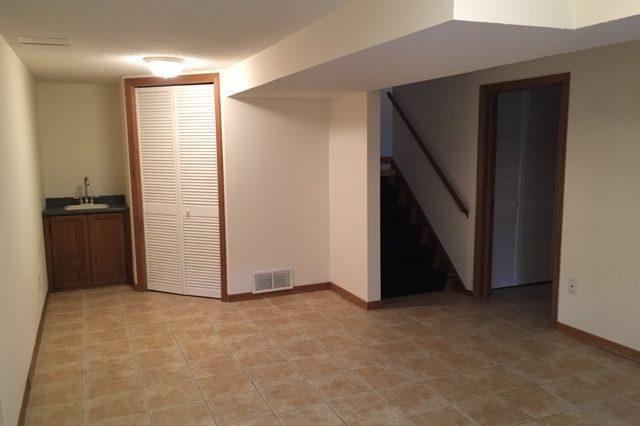 minneapolis duplex basement