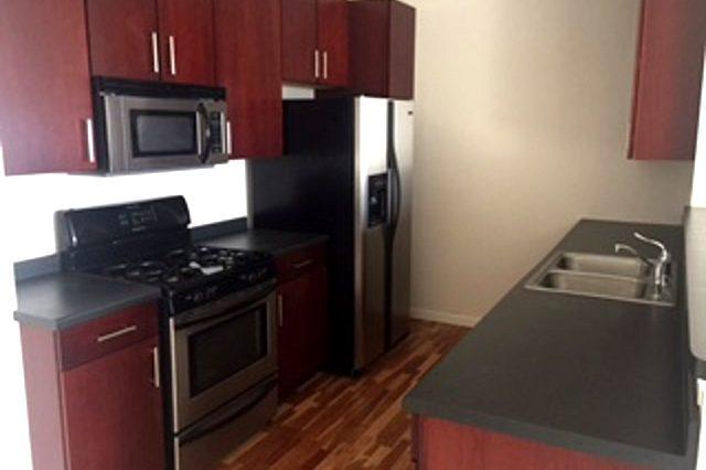 richfield condominium kitchen