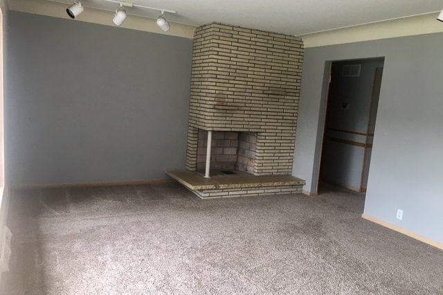 minnetonka home rental fireplace
