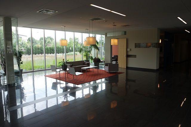 bloomington condominium lobby