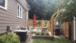 st. louis park rental patio