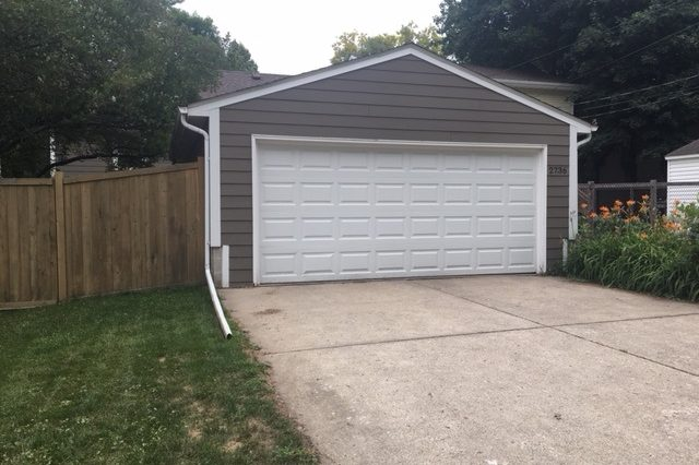 st. louis park rental garage