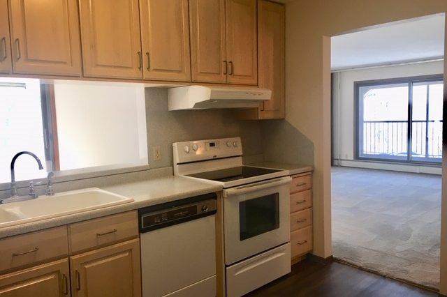 minnetonka condominium rental kitchen