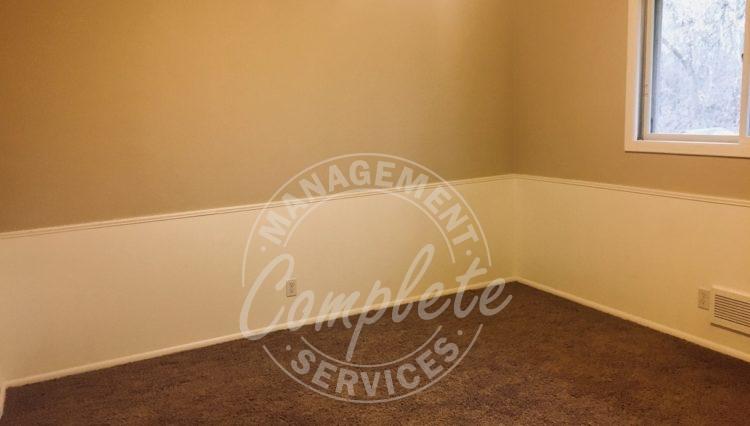 Tonka Bay duplex rental bedroom