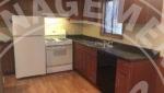 Tonka Bay duplex rental kitchen