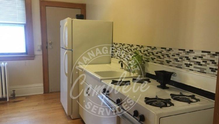 minneapolis apartment rental gas stove
