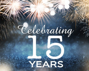 Celebrating 15 Years in Business Minneapolis MN