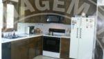 mound duplex rental kitchen