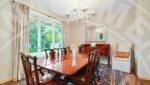 Edina home rental formal living room