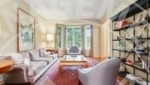 Edina home rental formal living