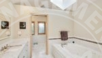 Edina home rental whirlpool tub