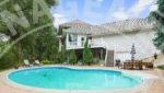 Edina home rental outdoor pool