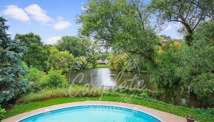 Edina home rental pool