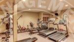 richfield condominium rental fitness room