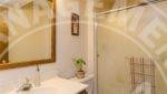 apple valley twin home rental bathroom
