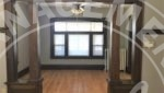 minneapolis duplex rental living room