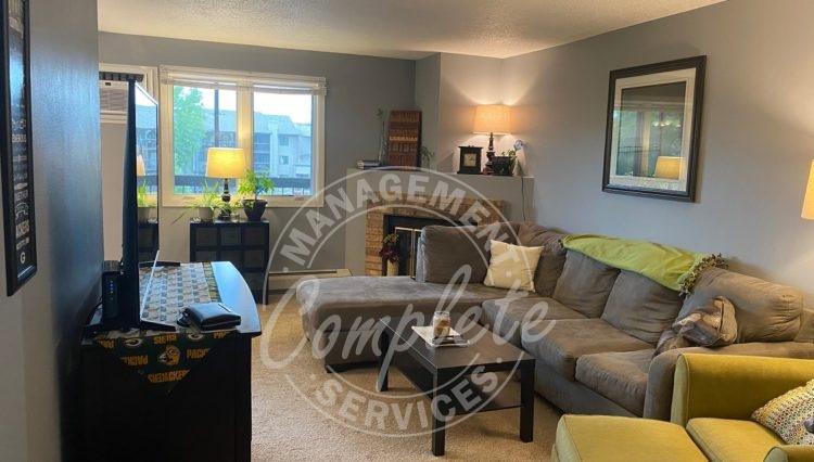 plymouth condominium rental fireplace