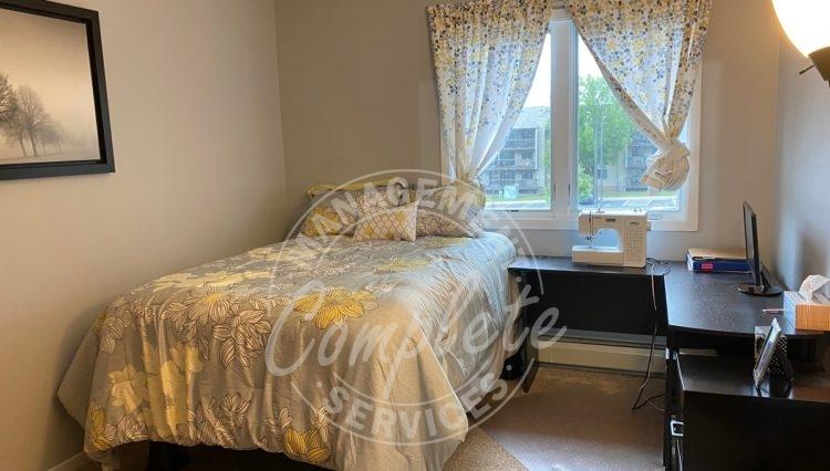 plymouth condominium rental bedroom