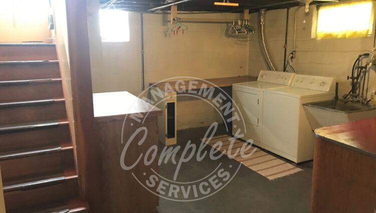 minneapolis home rental laundry