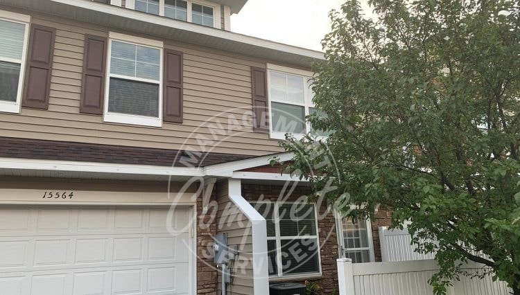 plymouth townhome rental garage