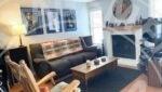 eden prairie townhome rental living room