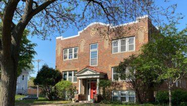 Minneapolis condominium rental brownstone